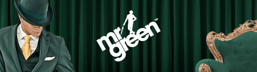 Mr Green är ett riktigt populärt casino att spela på