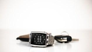 Pebble Steel Smartwatch 3