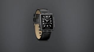 Pebble Steel Smartwatch 8