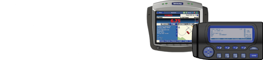 Mobile Data Terminals