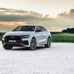 Plug-in-Hybridmodell rundet die Q8-Baureihe ab: Der Audi Q8 TFSI e quattro