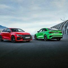 Alltagstauglicher Top-Sportler: der neue Audi RS 3