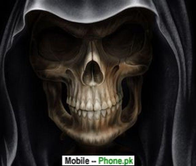 3d Ghost Mobile Wallpaper Details