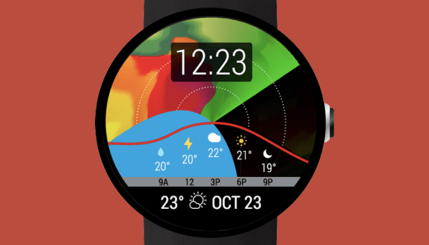 Smart Watch Applicstions