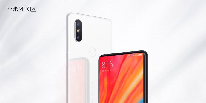 Xiaomi Mix Wallpaper: Scarica Gli Sfondi Stock Dello Xiaomi Mi Mix 2s