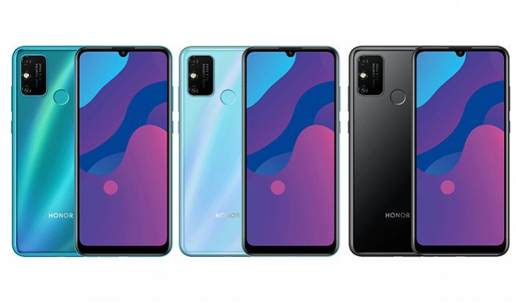 Render del nuovo honor play 9a
