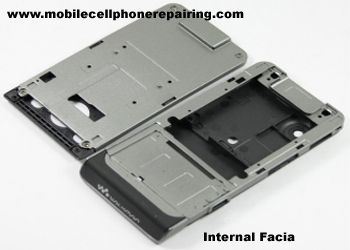 Internal Facia or Skeleton of a Mobile Phone