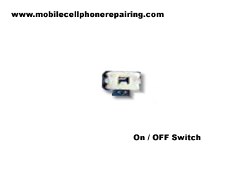 Mobile Phone ON-OFF Switch