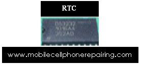 Mobile Phone RTC (Real Time Clock)