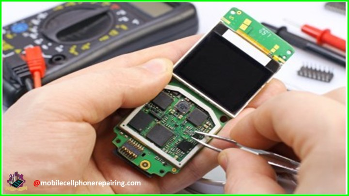 Mobile Phone Fault Finding for Mobile Cell Phone Repairing