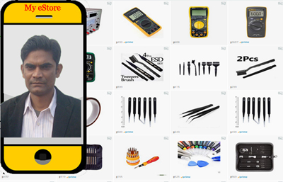 Mobile Phone Repairing Tools & Equipment | List of Mobile Repair Tools