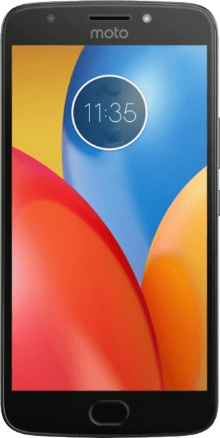 Moto E4 Plus with 5000 mAh Battery