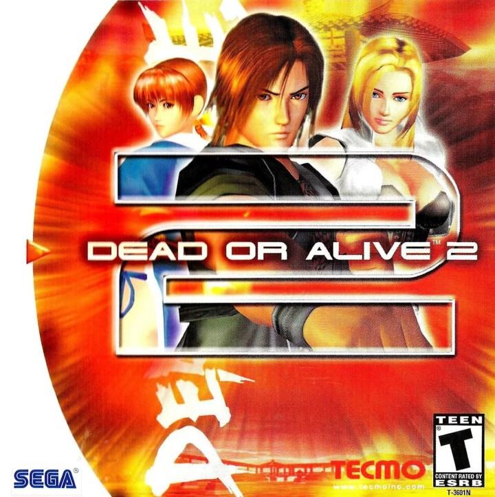 Best Sega Dreamcast Game Dead or Alive 2