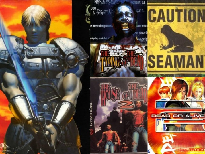 Best Sega Dreamcast Games