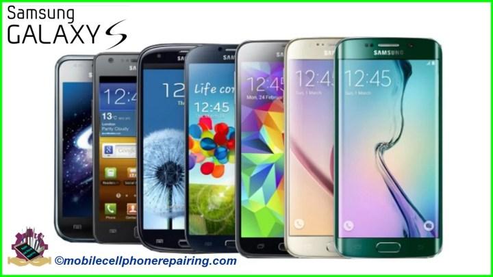 Samsung Galaxy S Series Smartphones