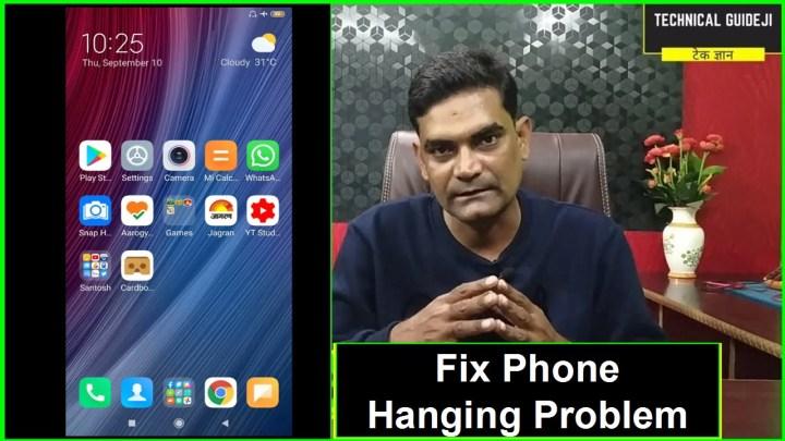 Problema e soluzione di riagganciare il cellulare