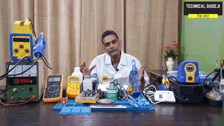 Prezzo degli strumenti di riparazione mobile in India