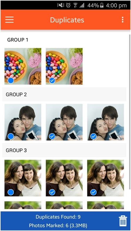 An App to Delete Similar and Duplicate Photos Review of Duplicate Photos Fixer image-02