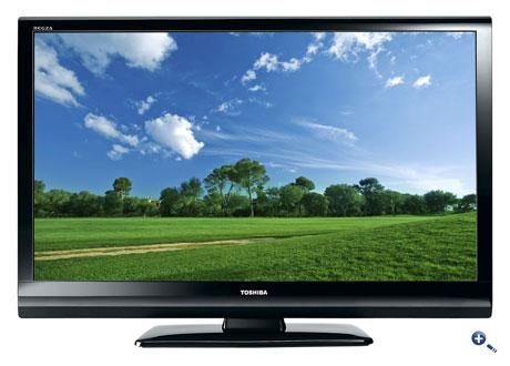 LCD TV Toshiba 32 RV 635 D B