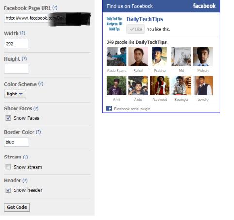 facebook-like-box