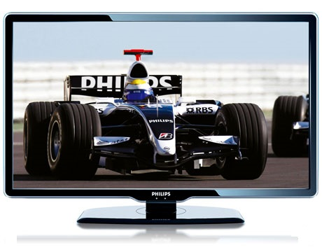 LCD TV Philips 47 PFL 7404 H Front