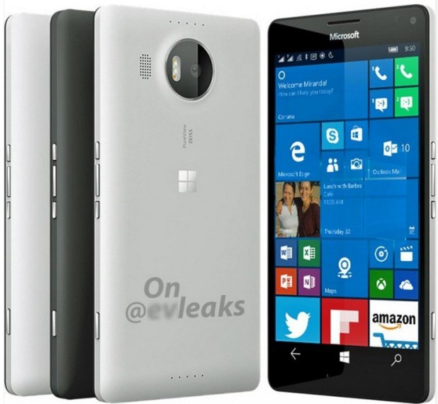 Analysis of Microsoft Lumia 950 XL