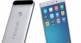 Xiaomi Mi5 vs. Huawei Nexus 6P