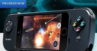 Logitech Brings You PowerShell Controller for iPhone Gaming