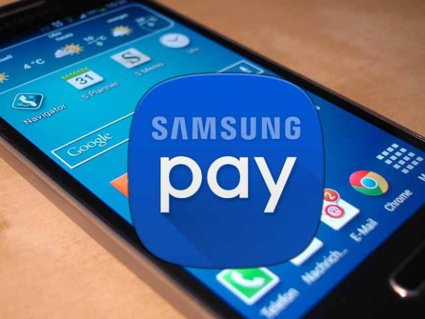 Samsung Pay Web Payment App