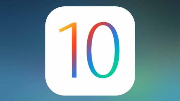 Everything about iOS 10