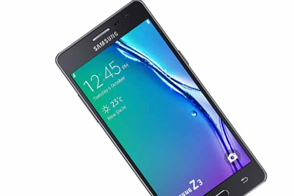 Samsung Launched Z3 Corporate Edition
