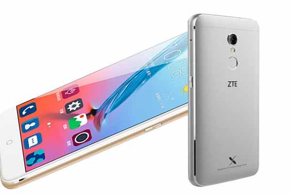 ZTE Launches Small Fresh 4 Smartphone