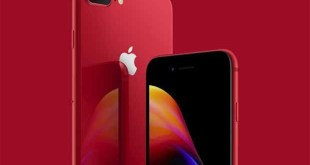 Apple announces iPhone8 and iPhone8 Plus Red Edition