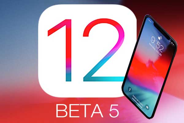 iOS 12 Beta 5 Arrives with New Updates