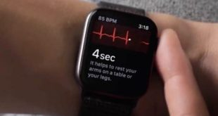 Apple Watch saved a user's life again