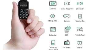 zini mobile small phone