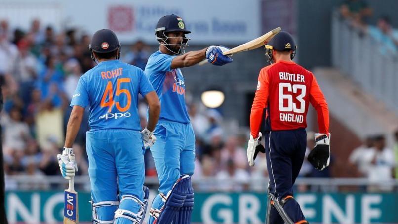 India v Eng highlights