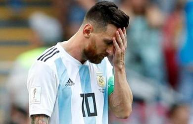 messi-sad image