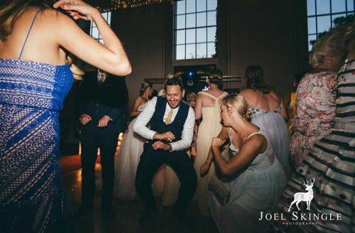 Hull wedding DJ mobile Rise Hall Yorkshire