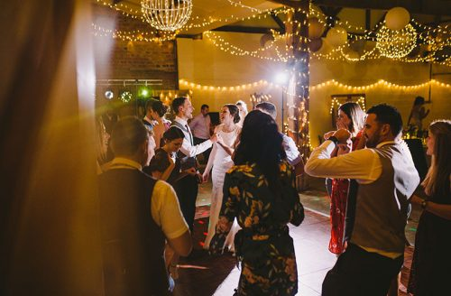 East Yorkshire wedding DJ Hull with Gingersnaps