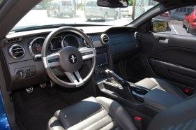 Ford Mustang with Eclipse AVN in Dash