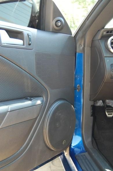 Memphis Msync8 installed in 2007 Mustang
