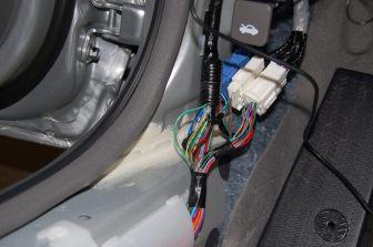 Remote Car Starter in 2008 Honda Civic - nov 2008 e