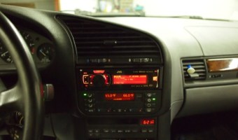 BMW Radio Replacement For Palmerton Client Updates An Otherwise Great Ride