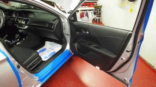 2013 Honda Accord Doors