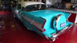 Classic Car Audio in 57 Bel Air