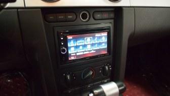 Mustang Bluetooth Upgrade