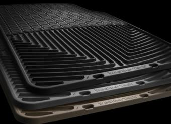 WeatherTech All Weather Floor Mat Lehigh Valley