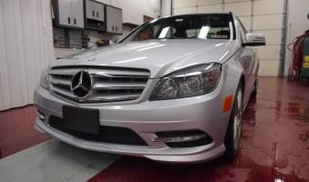 New Philadelphia Mercedes C300 Client Gets Remote Start