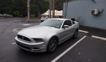 Lehighton Mustang Window Tint And Remote Start Upgrade